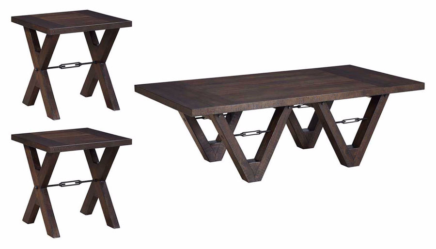 Picture of Tahoe 3 Piece Table Set