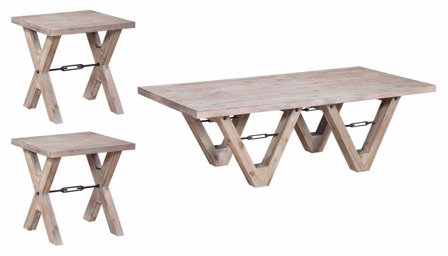 Picture of Tulsa 3 Piece Table Set