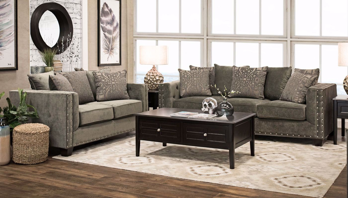 Abby Collection - Home Zone Furniture   Living Room - Home Zone ...