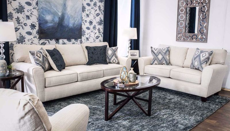Picture of Dynasty Sofa & Loveseat