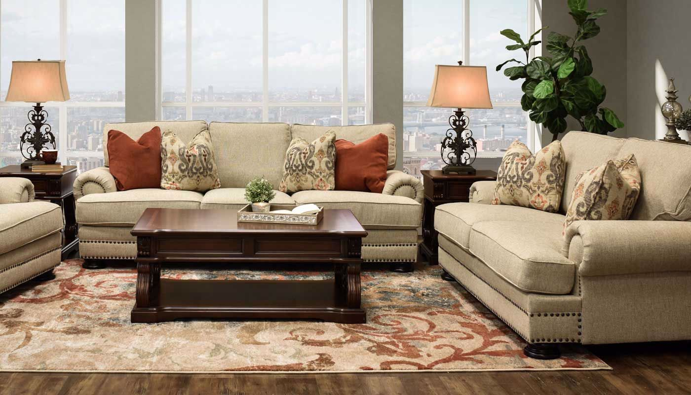 Katrina II Collection - Home Zone Furniture   Living Room ...