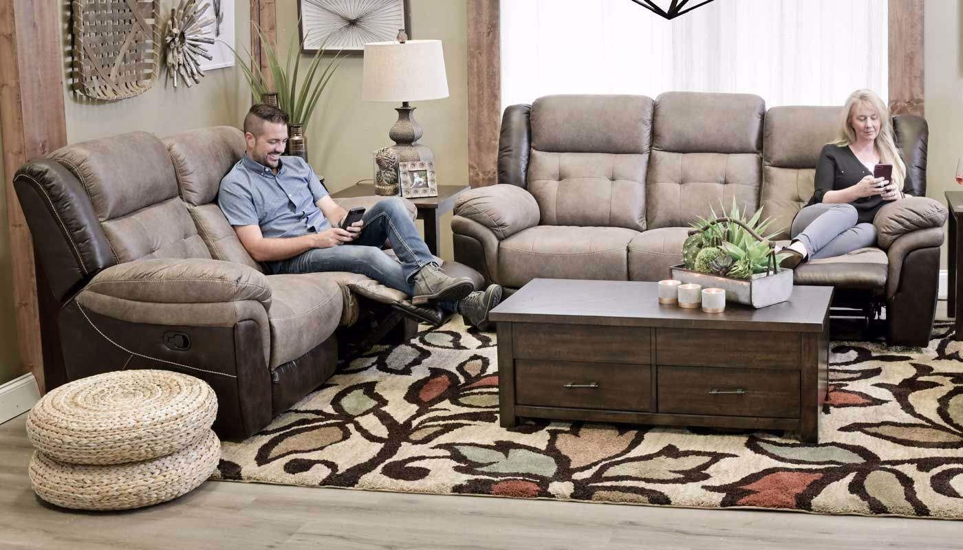 Admirable Steam Boat Reclining Sofa Loveseat Machost Co Dining Chair Design Ideas Machostcouk