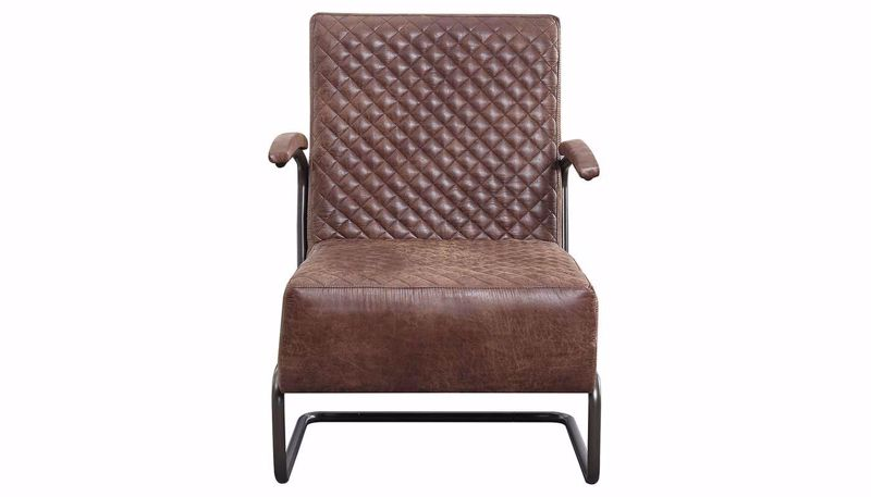Picture of Aero Brown Accent Chair