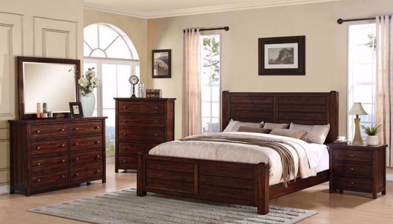 Picture of Dawson Creek Panel King Bed