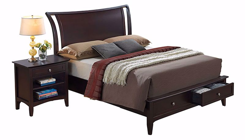 Picture of Anastasia King Bed