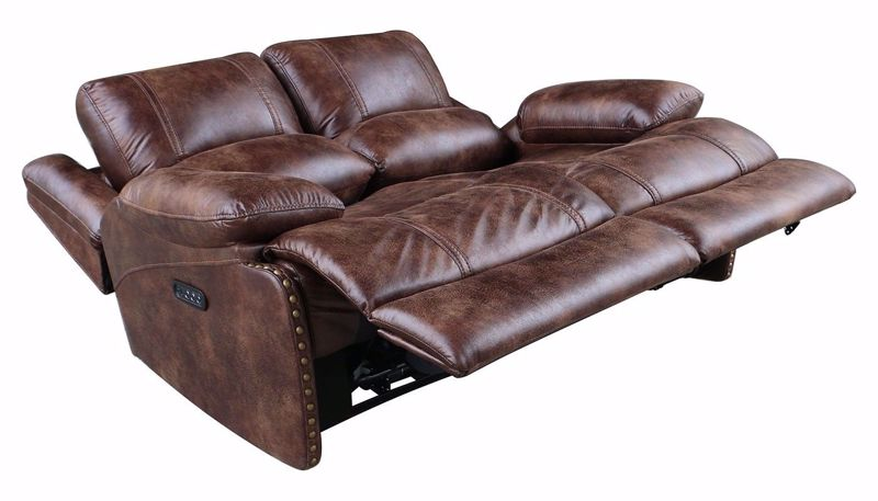 Picture of Grand Slam Power Reclining Loveseat