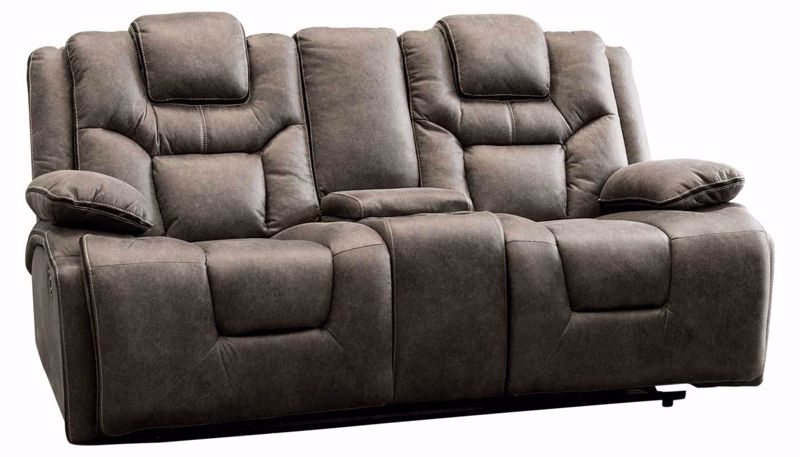 Picture of Prime II Power Loveseat