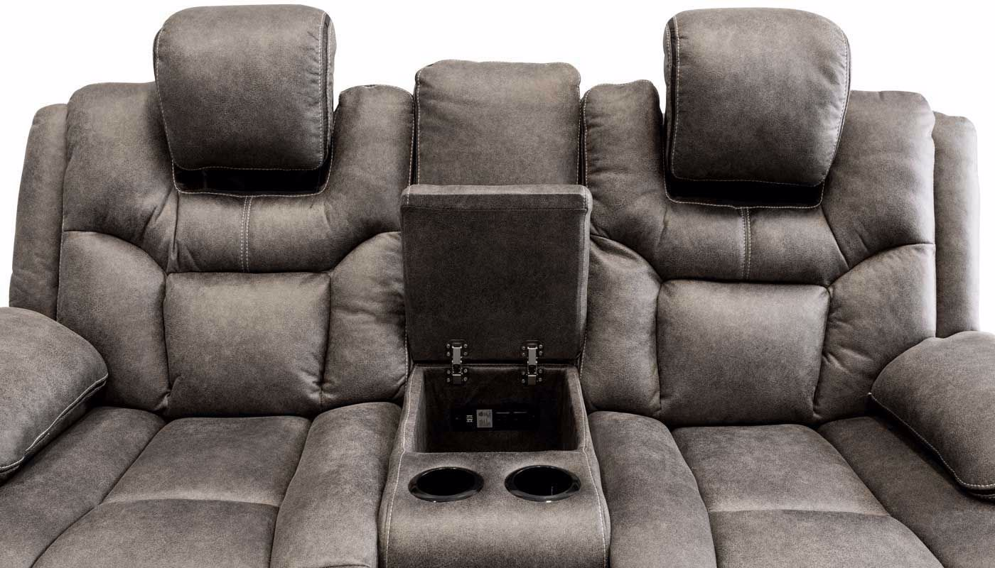 Prime Ii Power Reclining Loveseat Home Zone Furniture