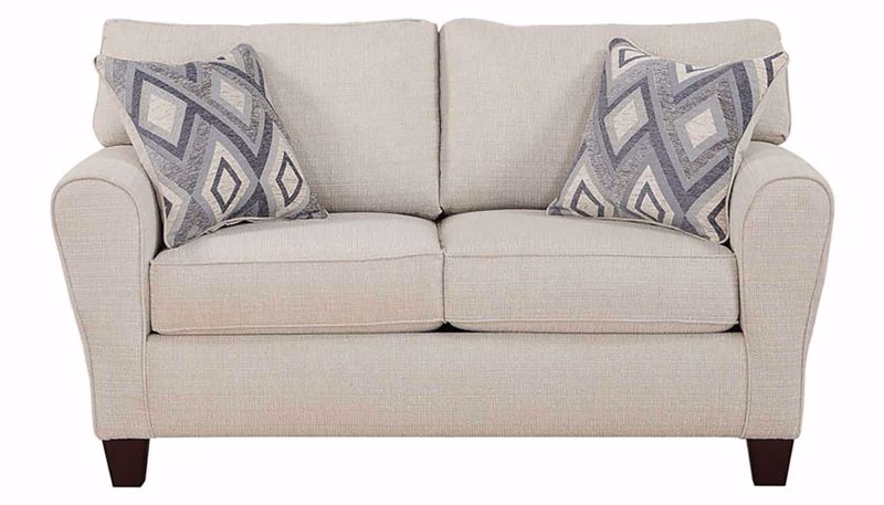 Picture of Dynasty Loveseat