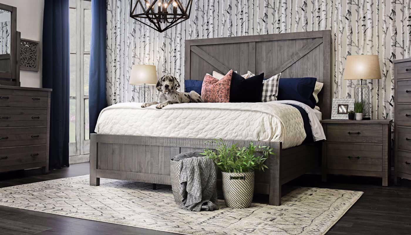 Dallas Queen Bed