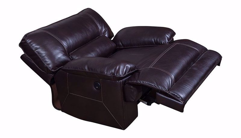 Picture of Kennedy Chocolate Recliner