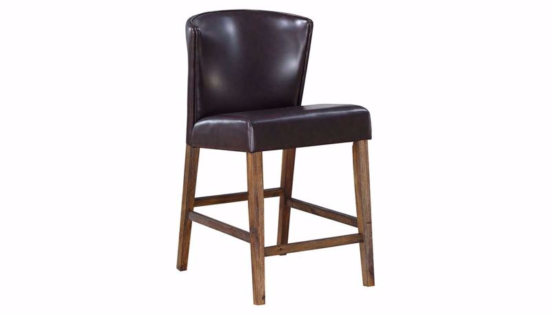 Picture of Napa Brown Counter Height Stool