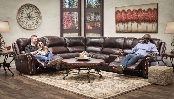 Picture of Cowboy Sectional