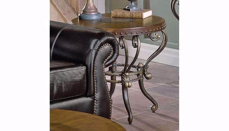 Picture of King Arthur End Table