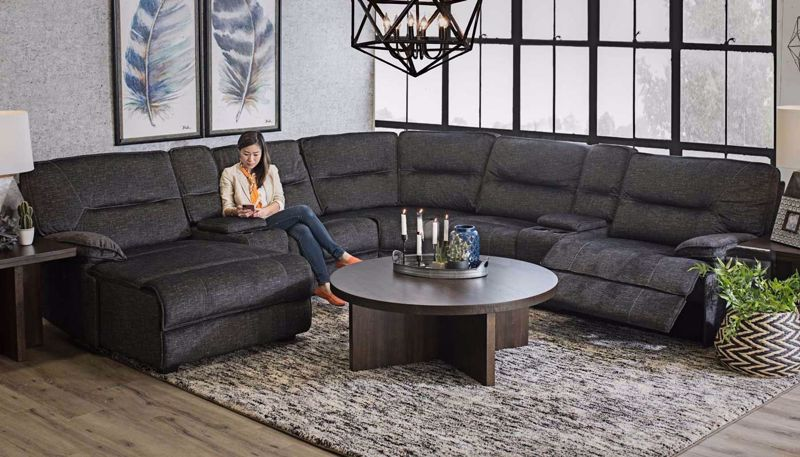 Picture of Pacifica 7-Piece Sectional