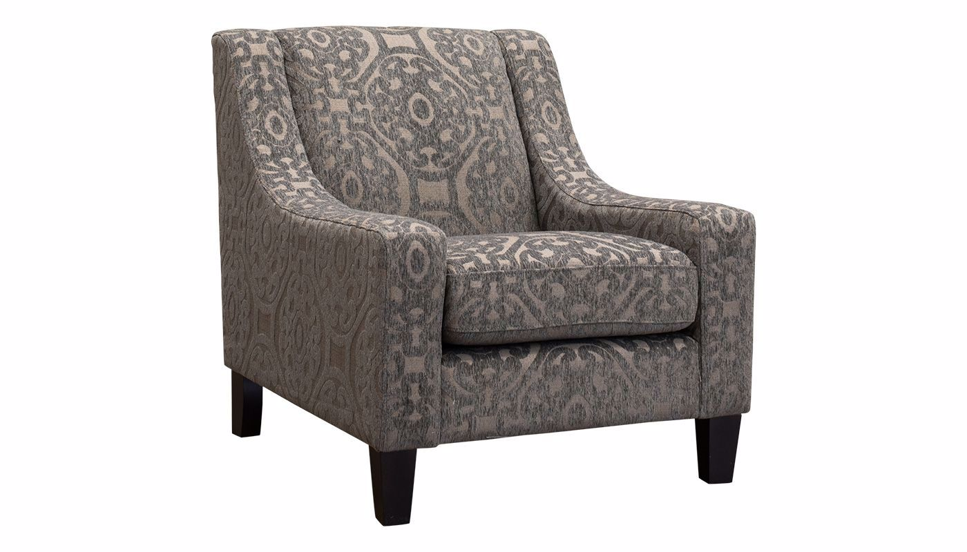 Abby Accent Chair Home Zone Furniture Living Room