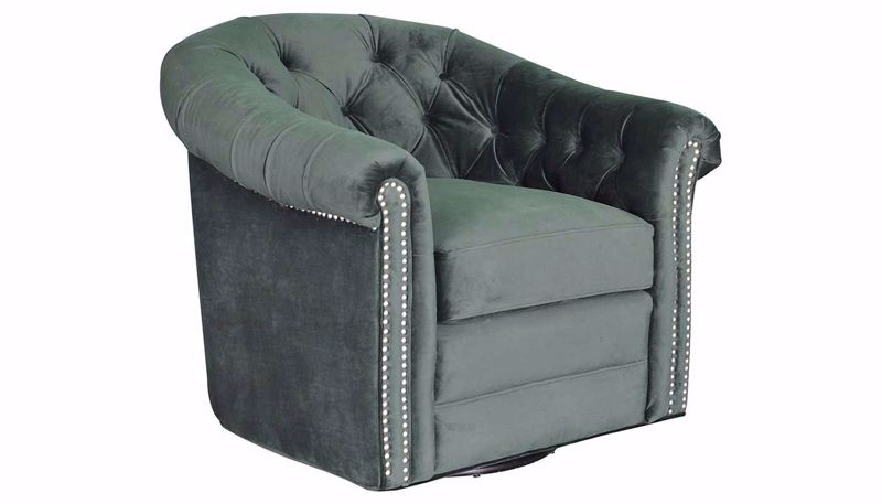 Picture of Artemis Deep Forest Accent Chair