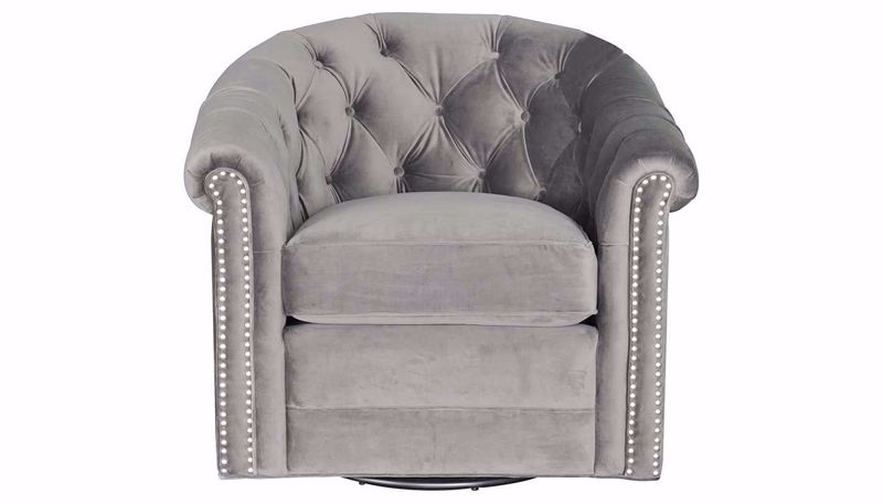 Picture of Artemis Gunmetal Accent Chair