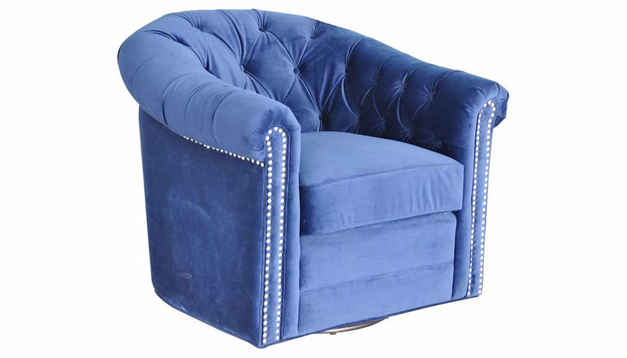 Picture of Artemis Royal Blue Accent Chair