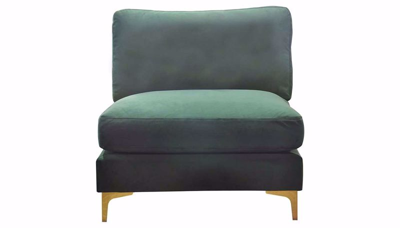 Picture of Rhodes Deep Forest Accent Chair