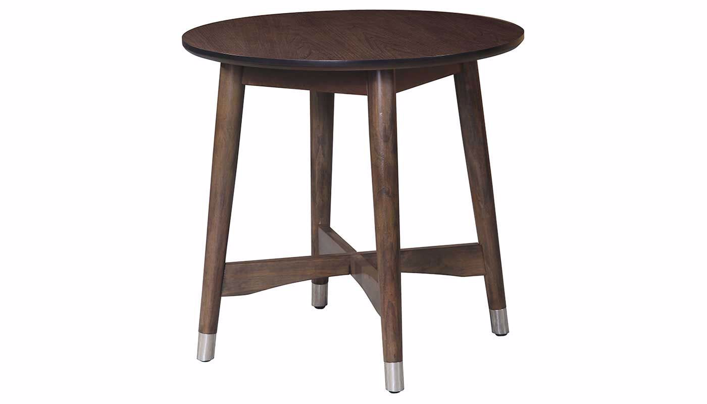 Alex End Table Home Zone Furniture Occasional Tables