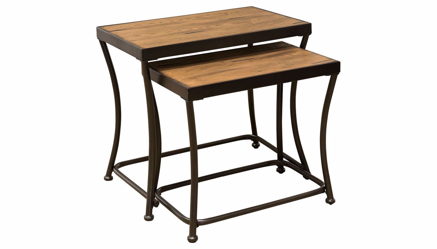 San Antonio End Table Home Zone Furniture Occasional Tables