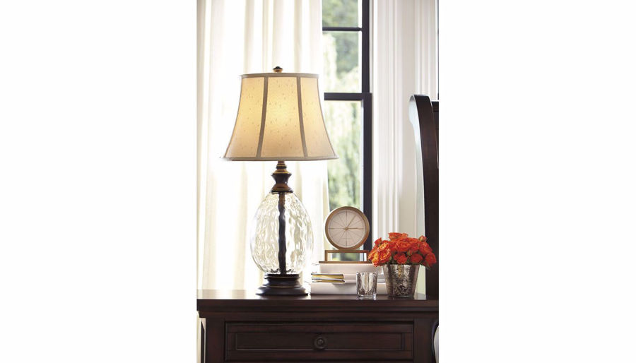 Picture of Olivia Table Lamp Set of 2