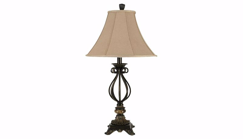 Picture of Clare Table Lamp Set of 2
