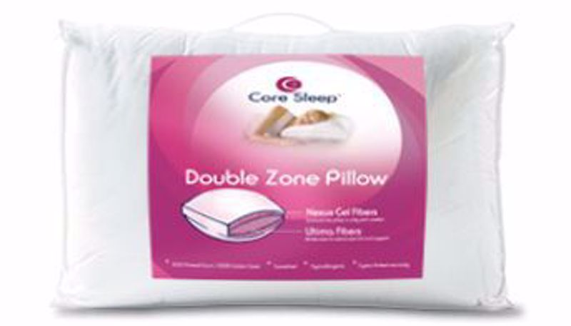 Picture of Double Zone® Standard Pillow