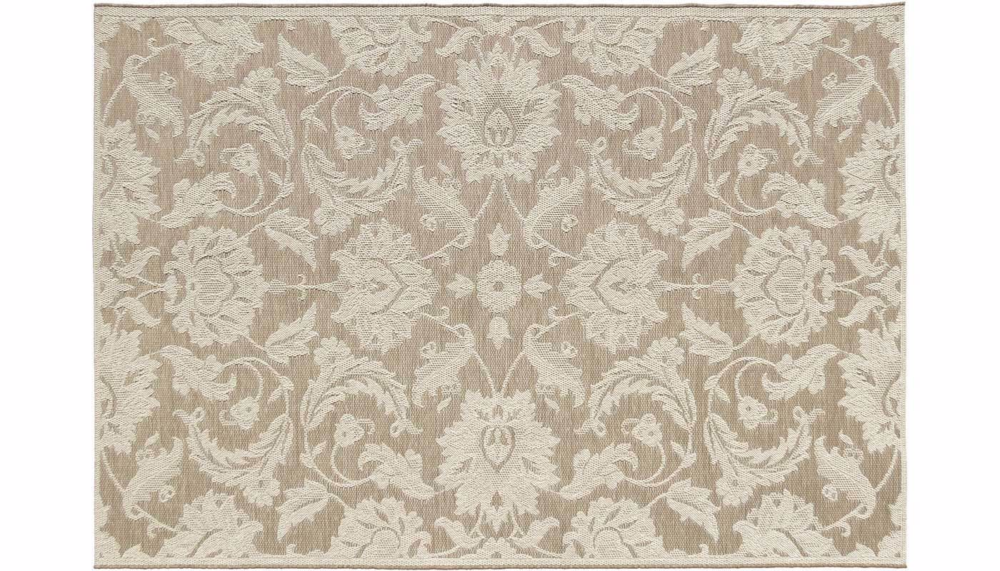 Picture Of Jersey Home Damask 7 X 10 Rug