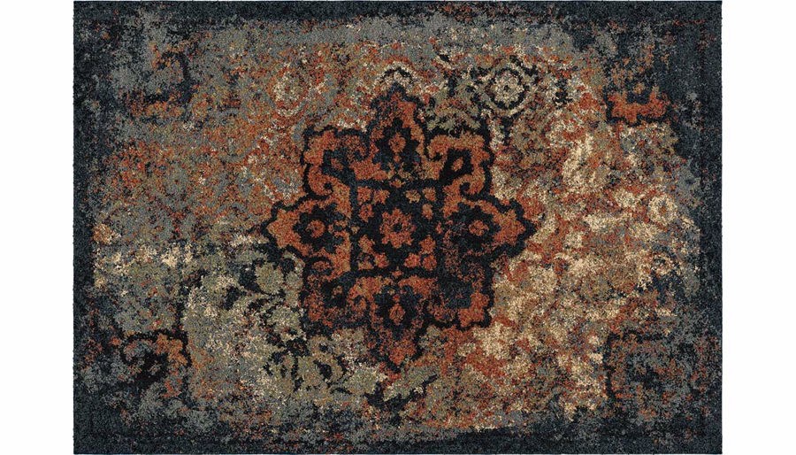 Picture of Next Generation Distress 7 x 10 Rug