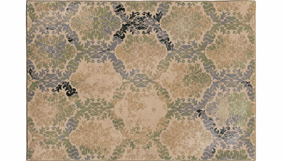 Picture of Oxfordburst Green 7 x 10 Rug