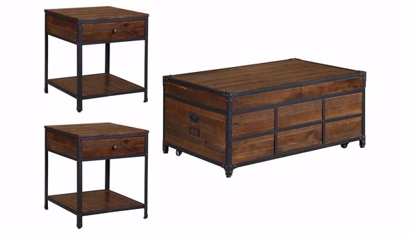 Coffee Table 3 Piece Sets.Cody 3 Piece Table Set