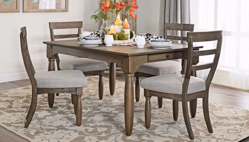 Picture of Meghan Table & 4 Side Chairs