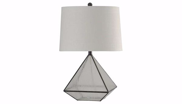 Picture of Burke Bronze Table Lamp Set of 2