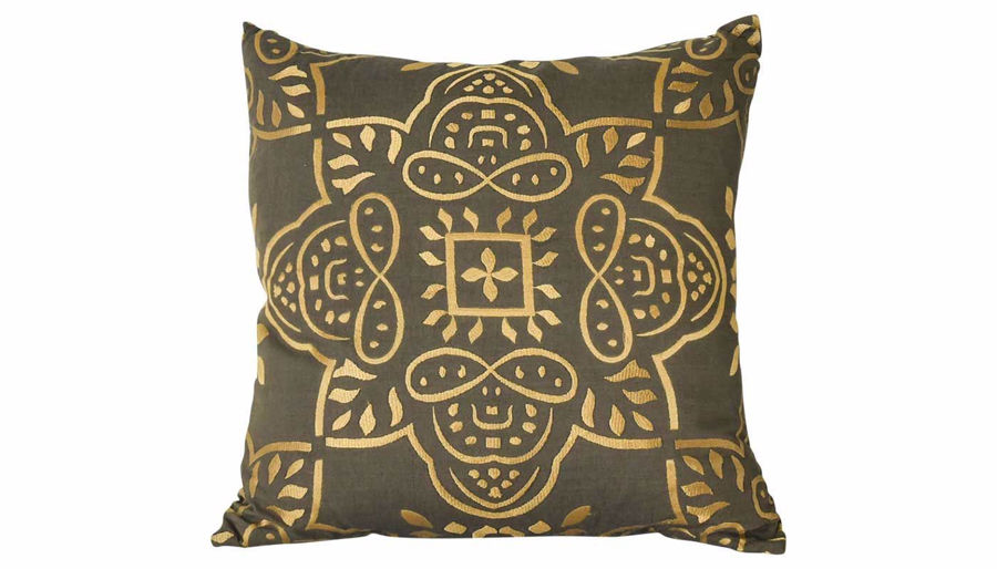 Picture of Dryden Square Mosaic Pillow