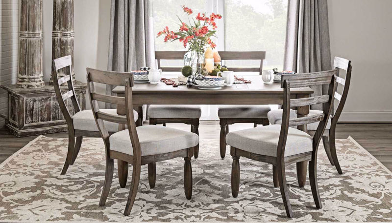 Picture of Meghan Table & 6 Side Chairs