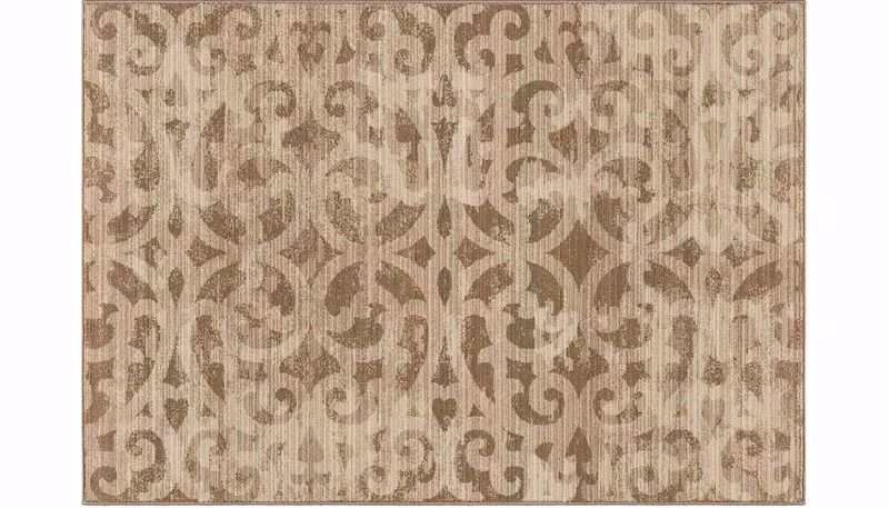 Picture of Brixton Beige 7 x 10 Rug