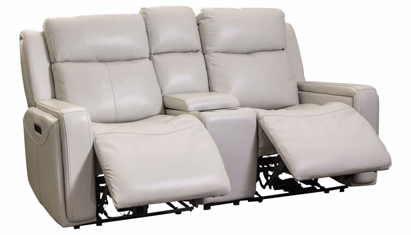 Macao Power Reclining Loveseat Home Zone Furniture
