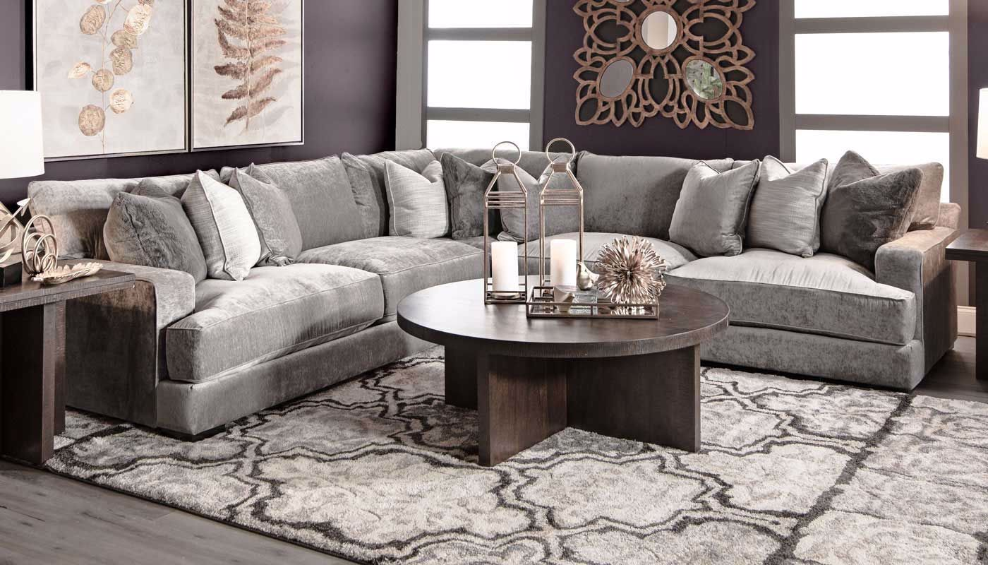 Balboa 3 Piece Sectional Home Zone