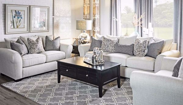 Brandi Sofa & Loveseat