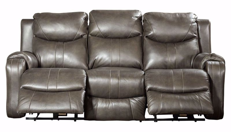 Picture of Sanchez Fossil Power Reclining Sofa