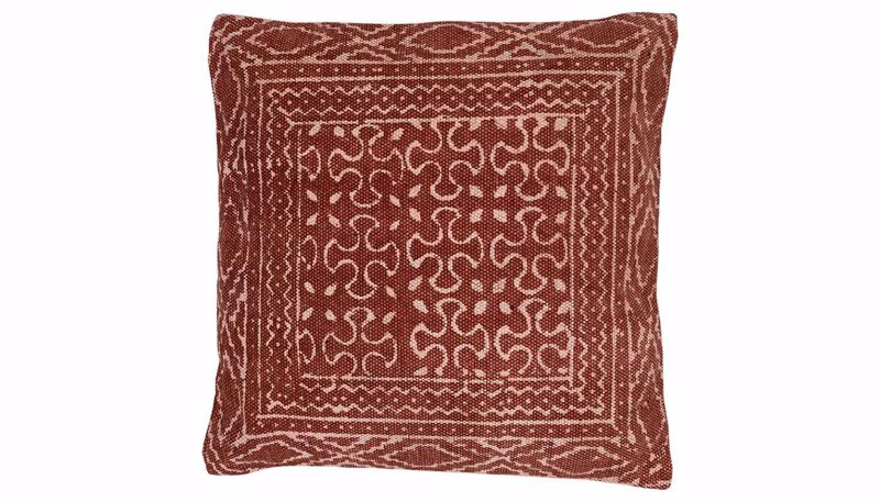 Picture of Rosello Spice Print Pillow