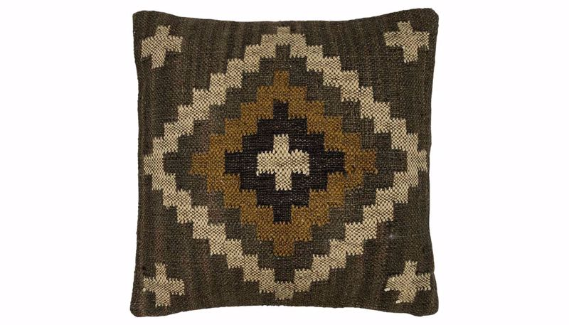 Picture of Streela Wool Jute Pillow
