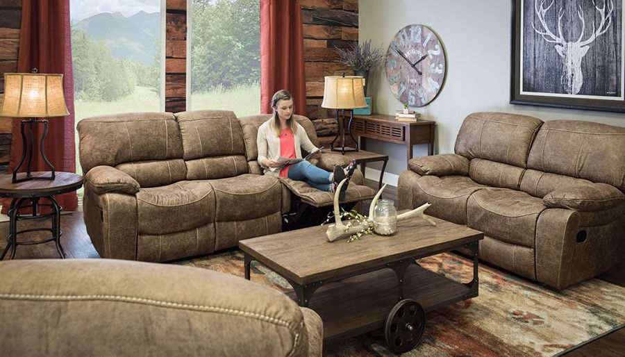 Picture of Sierra Sofa, Loveseat & Recliner