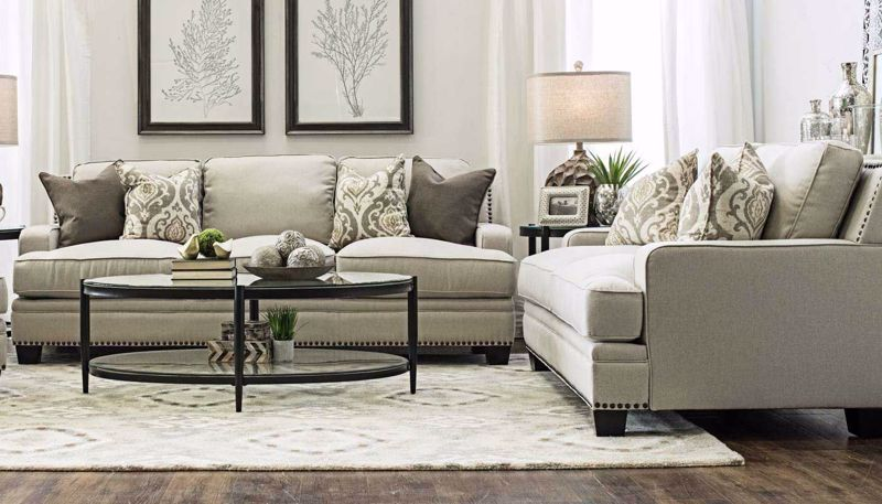 Picture of Meridian Sofa, Loveseat & Chair