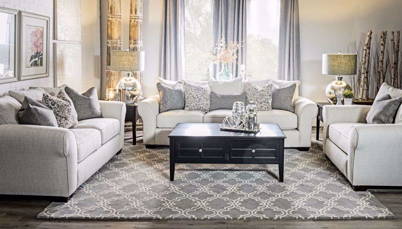 Picture of Brandi Sofa, Loveseat & Chair