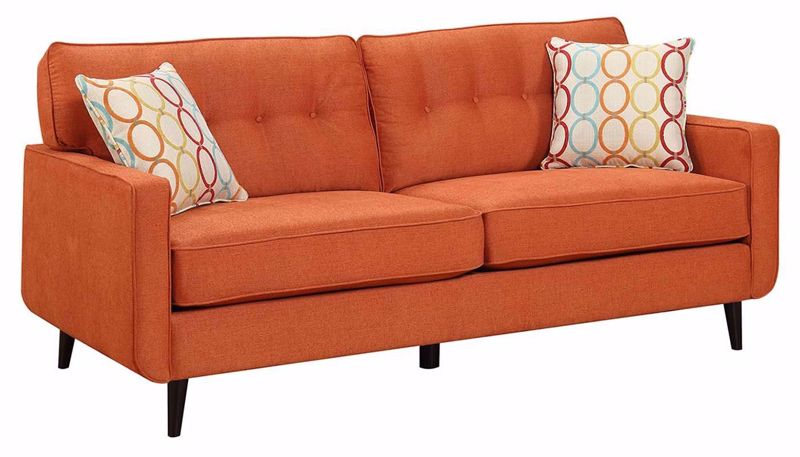 Picture of Amber Hacienda Sofa, Loveseat & Chair