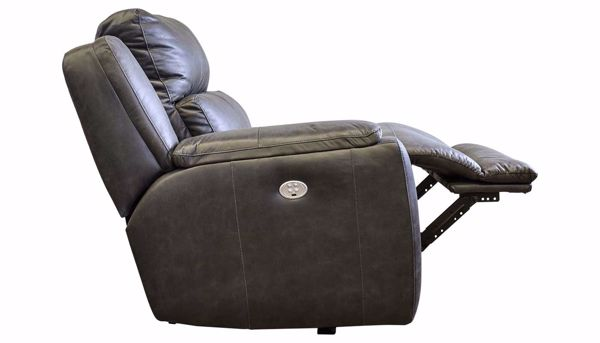 Overstreet Slate Chair Home Zone Furniture Home Zone