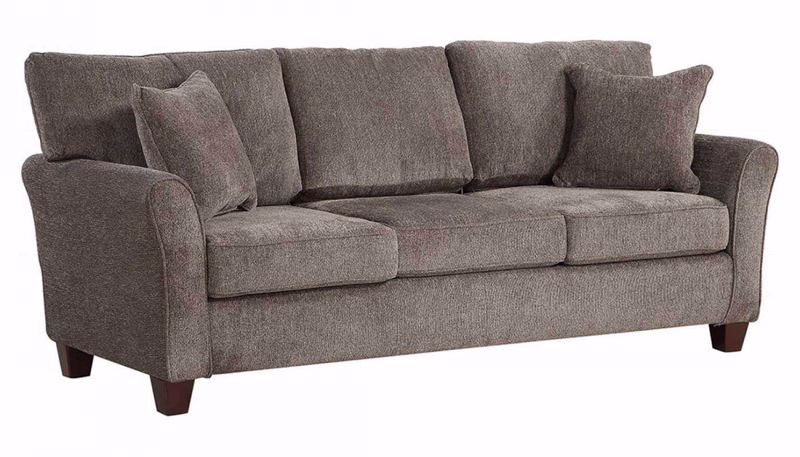 Picture of Bentley II Grey Sofa, Loveseat & Chair